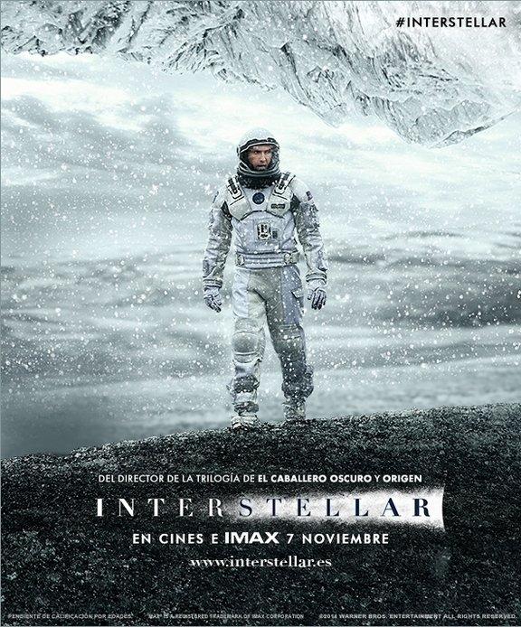 Cinema: Interstellar