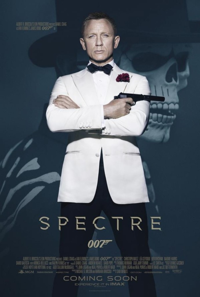 Cinema: Spectre 007